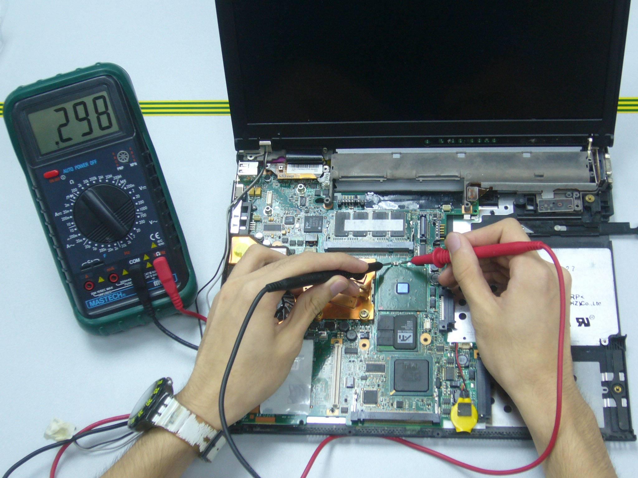 Motherboard repair leyland preston main board circuit board repair